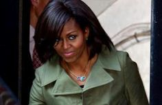 Ist Lady Michelle Obama....