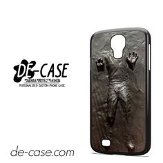 Steve Jobs In Carbonite DEAL-10141 Samsung Phonecase Cover For Samsung Galaxy S4 / S4 Mini