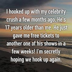 These 26 People Claim To Have Hooked Up With Celebrities