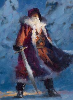 Santa's got a new list.