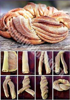Už nepotrebujete hľadať nič iné: 15 najlepších VIANOČNÝCH RECEPTOV na obľúbené zákusky!! - Recepty od babky Food And Drink, Vegetables, Breads, Basket, Bread Rolls, Vegetable Recipes, Bread, Braided Pigtails, Buns