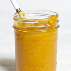 Peach + Mango + Carrot + Mint Puree