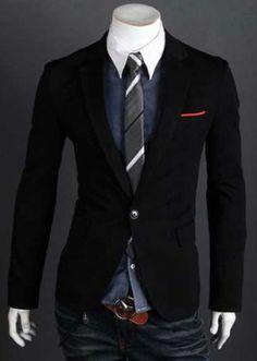 5935fc9e630 2015 New Arrival Blazer Men ᐂ Suit Jackets Casual Jaqueta Masculino ₩ Slim  Fit Mens Patchwork Blazers 4 Colors Plus Size 2015 New Arrival Blazer Men  Suit ...