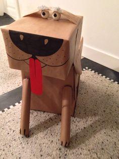 Diy For Kids, Crafts For Kids, Homemade Christmas Crafts, Newspaper Basket, Boyfriend Crafts, Cardboard Art, Valentine Box, Crafty Kids, Valentine's Day Diy
