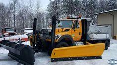 Snow Plow, Cool Trucks, Winter White, Winter Wonderland, Vehicles, Wheels, Ice, Car, Ice Cream