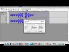 Audacity Compressor and Equalization - YouTube