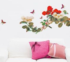 Springtime Home Room Decor Removable Wall Sticker Decal Decoration   eBay