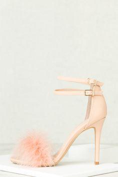 Boots with the Fur, Dejavu Faux Fur Heels, high heels, pink, faux fur Fur Heels, Pink Heels, Stiletto Heels, Kitten Heels, Crazy Shoes, Me Too Shoes, Cinderella Slipper, Stripper Heels, Thigh High Boots
