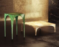 concavo convesso collection by iosa ghini & MGM at milan design week 2015