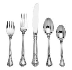 Chantilly Sterling Silver by Gorham | Michael C. Fina