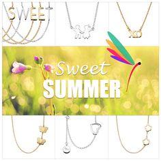 sweet summer with My Way Jewellery