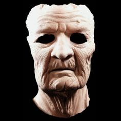 Old Man Grandpa Foam Latex Prosthetic Mask