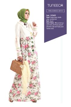 The Beauty Classic Things by Tuneeca  #tuneeca #muslimwear #hijab #fashion #casualwear #tuneeca #muslimwear #hijab #fashion