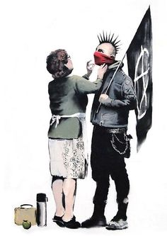 A3 BEST OF BANKSY POSTER OPTIONS Print Home Wall Decor Graffiti Street Artist in Art, Posters, Contemporary (1980-Now) | eBay