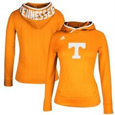 adidas Tennessee Volunteers Ladies Sideline Hooded Sweatshirt