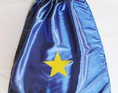 Capa Super Herói - Estrela ou Raio