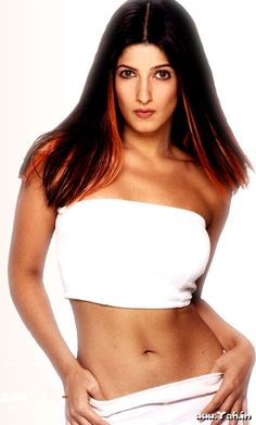 The daughter of Bollywood actress Dimple Kapadia and Bollywood actor Rajesh Khanna, Twinkle Khanna