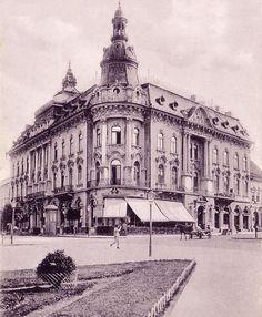Cluj - Hotel NEW YORK - interbelica #travel