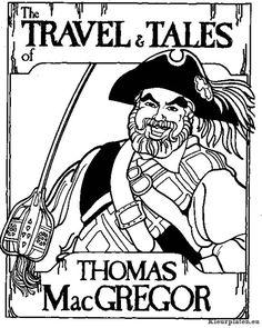 61 Best Coloring Pirates Images In 2018 Kleurplaten