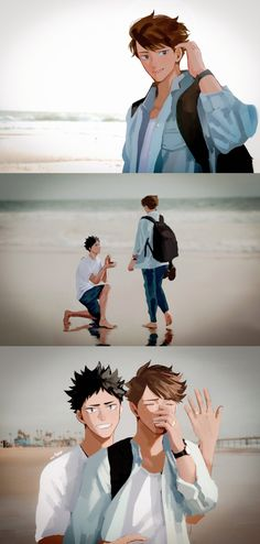 Oikawa X Iwaizumi, Iwaoi, Zoo Wee Mama, I Believe In Love, Kuroken, Haikyuu Ships, Love And Lust, Shounen Ai, Chibi