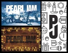 New holiday gift card designs have been added: PearlJam.com/GiftCards #PearlJam