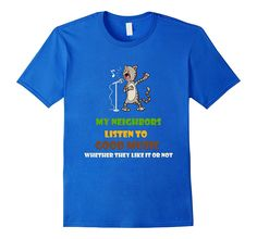 Have Yourself A Merry Little Christmas Reindeer T Shirt Gift For Music Lover, Music Lovers, Merry Little Christmas, Cat Lover Gifts, I Love Dogs, Good Music, Funny Cats, Tees, Mens Tops
