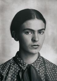 Retrato de Frida  México  1926