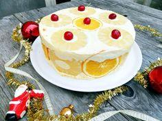 Reteta de tort Diplomat Olympus Digital Camera, Nutella, Mousse, Birthday Cake, Desserts, Cakes, Food, Sweets, Pineapple