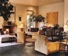 LOVELY LIVING ROOMS | Mark D. Sikes: Chic People, Glamorous Places, Stylish Things
