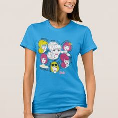 Barbie Trendy Collage T-Shirt