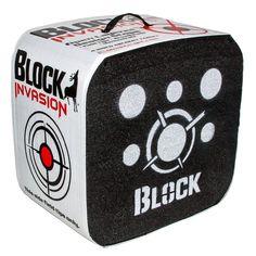Field Logic Block Invasion 16-inch Archery Target
