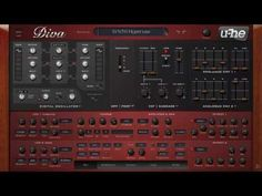 nice Bronto Scorpio Dimensions for u-he Diva VST Crack FREE Download