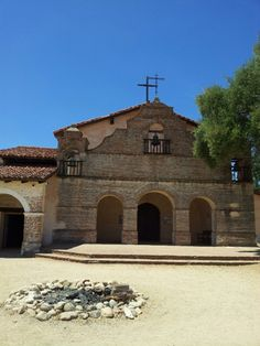 San Antonio Mission, CA