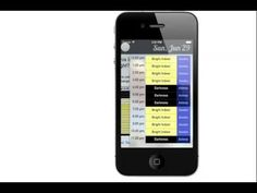 Entrain.org: Reducing Jetlag through Mobile Tracking
