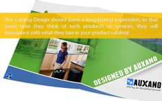 Auxano: Designing Catalog for Long Lasting Product Impressions