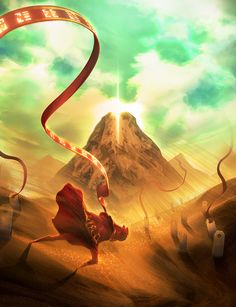 Through the Sandstorm by Yuqoi Quite possibly one of the most beautiful renditions of Journey I've seen in fan-art.  And Yuqoi's gallery is definitely nothing to scoff at.  Focusing mostly on the female form in gaming icons this is a deviation from his/her usual art.  Check it out over on deviantArt.