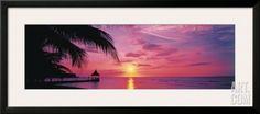 Montego Bay Framed Art Print at Art.com