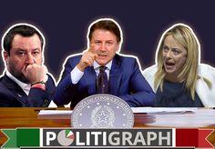 Conte, Salvini e Meloni: le accuse e le repliche Conte, Europe