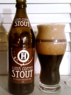 Examiner: Hinterland Luna Coffee Stout Review