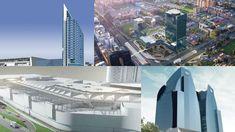 Avances De Algunas construcciones y proyectos En  Bogotá Capital de Colo...