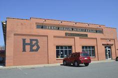 HEIST BREWERY; Charlotte, NC