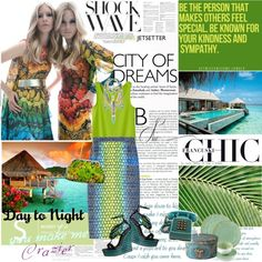 Future Vacation Spots, created by ginevra-18.polyvore.com