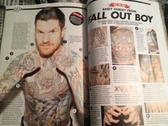 21 Best Andy Hurley Images Hurley Fall Out Boy Pete Wentz