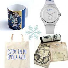 Llenos de inspiración picassiana, si buscas un regalo diferente lo encontrarás en la #LibreríaMPM #ParaNavidadQuiero