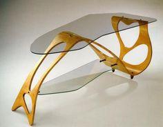 Mollino tavolo arabesco - Dago fotogallery