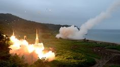 South Korea & US missiles launched in response to North Korea test (VIDEO) https://tmbw.news/south-korea-us-missiles-launched-in-response-to-north-korea-test-video  Published time: 29 Jul, 2017 13:17Edited time: 29 Jul, 2017 13:29The US and South Korean militaries responded to North Korea's latest missile test with its own display of military strength, firing live surface-to-surface missiles from rocket launchers, amid renewed tension on the peninsula.Videos posted by the South Korean…