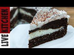 Η πιο εύκολη τούρτα για τα Χριστούγεννα Greek Recipes, Kitchen Living, Tiramisu, Treats, Plates, Cake, Ethnic Recipes, Sweet, Desserts