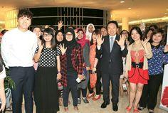 Eru's fansigning in Indonesia