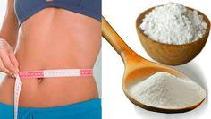 Solo se necesita el bicarbonato de sodio para que puedas comenzar a perder peso de forma rápida y eficiente, simplemente aprende a prepararlo