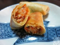 Chinese Spring Roll - vegy
